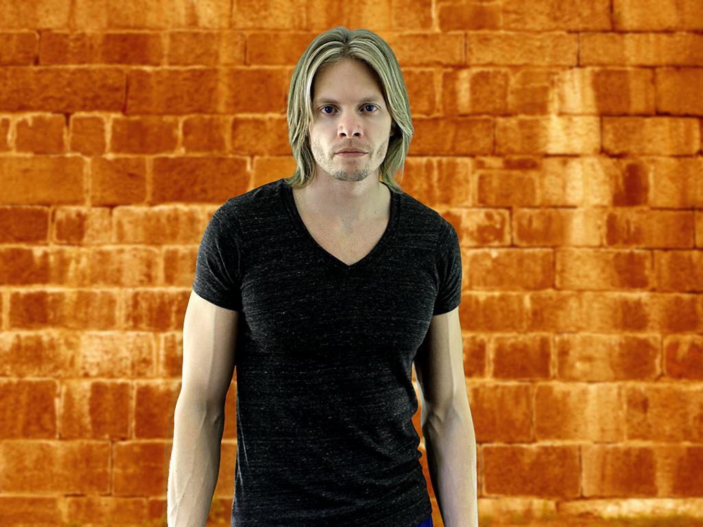 Davey T Hamilton Orange Brick